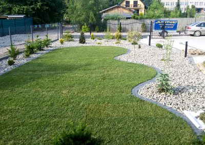 Firma ogrodnicza Ogrodnik Poznań