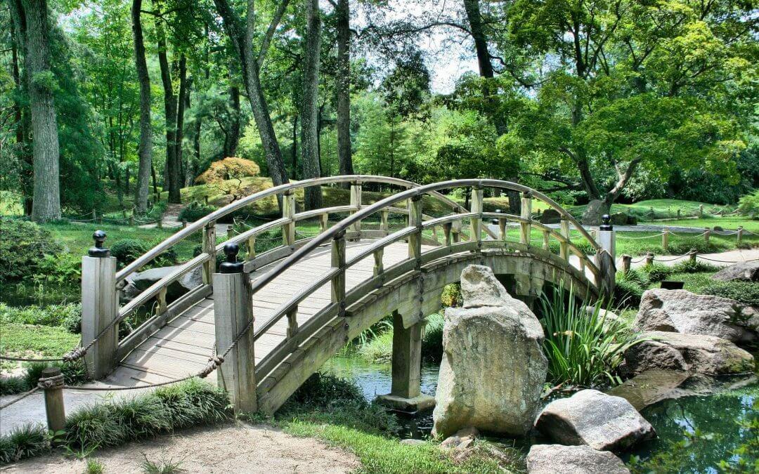 Jak samemu zrobić ogród japoński?