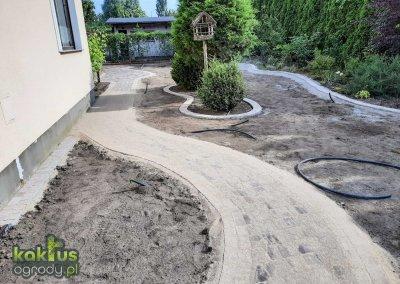 zakładanie ogrodów Kobylepole