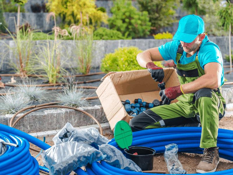 Odkryj, który system nawadniania jest najlepszy do podlewania ogrodu