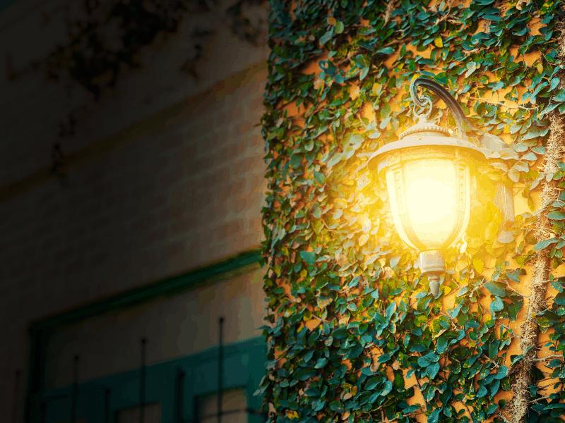 Oświetlenie zewnętrzne domu – jak wybrać i rozmieścić lampy zewnętrzne